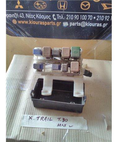 ΑΣΦΑΛΕΙΟΘΗΚΗ ΜΗΧΑΝΗΣ NISSAN X-TRAIL 2005-2007